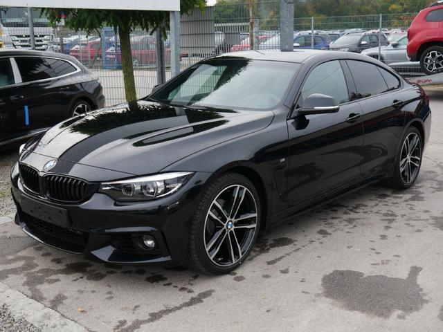 BMW 4er - 418i Gran Coupe STEPTRONIC M SPORT * LEDER DAKOTA 19 ZOLL LED PARKASSISTENT