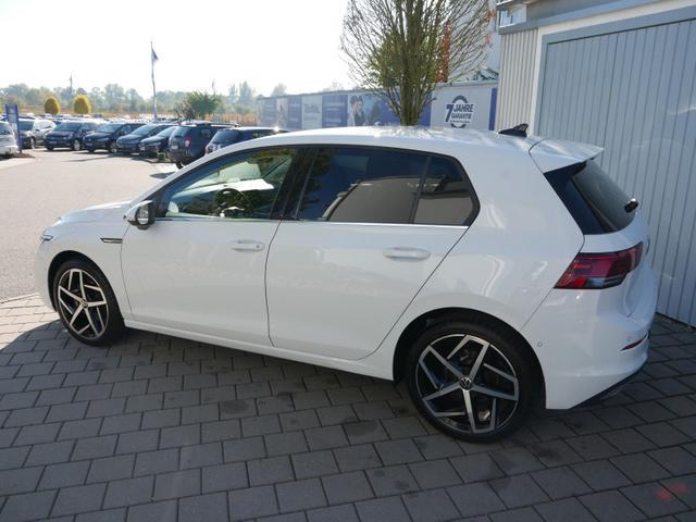 Volkswagen Golf - VIII 1.5 TSI ACT STYLE * ACC BUSINESS-PREMIUMPAKET HEAD-UP-DISPLAY PARK ASSIST