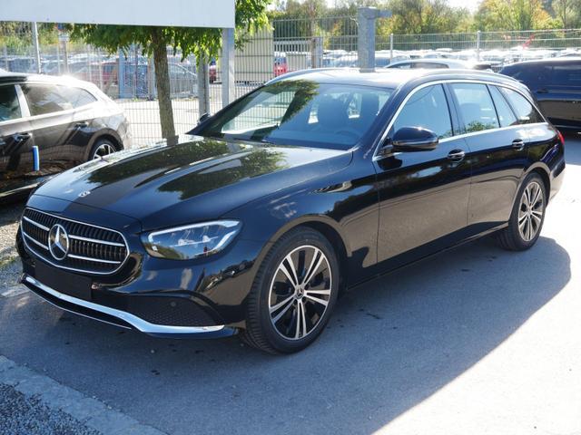 Gebrauchtfahrzeug Mercedes-Benz E-Klasse - E 220 d T 9G-TRONIC AVANTGARDE   MBUX HIGH-END-PAKET AHK PARK-PAKET 18 ZOLL