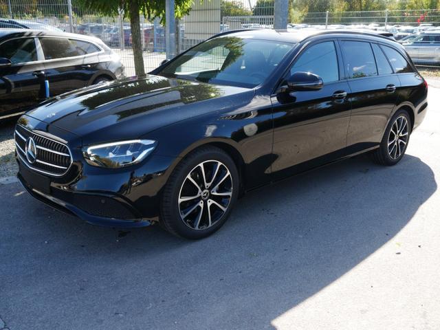 Gebrauchtfahrzeug Mercedes-Benz E-Klasse - E 200 d T 9G-TRONIC AVANTGARDE   MBUX HIGH-END-PAKET NIGHT-PAKET PARK-PAKET LED
