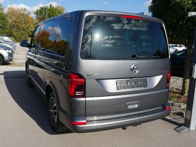 Volkswagen Multivan 6.1 - T6.1 2.0 TDI DPF DSG GENERATION SIX * KR AHK ACC NAVI 7-SITZER KAMERA