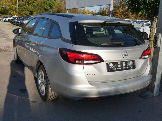 Opel Astra Sports Tourer - 1.2 Direct Injection Turbo EDITION * LED WINTERPAKET PARKTRONIC