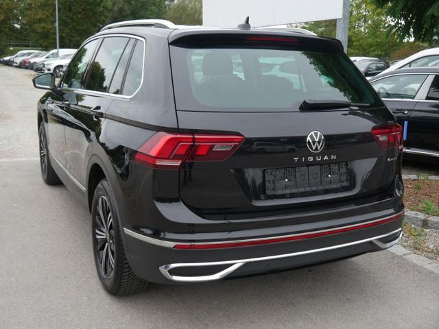 Volkswagen Tiguan - 2.0 TDI DPF DSG 4M ELEGANCE * AHK BUSINESS-PREMIUM-& WINTERPAKET LED PARK ASSIST