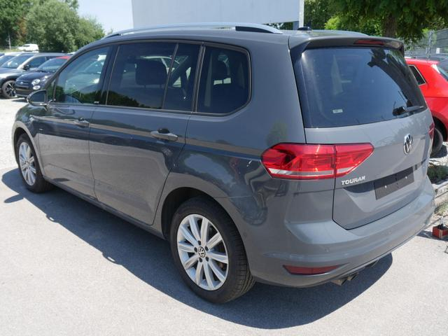 Volkswagen Touran - 2.0 TDI DPF UNITED * ACC NAVI PARK ASSIST KAMERA SITZHEIZUNG 7-SITZER