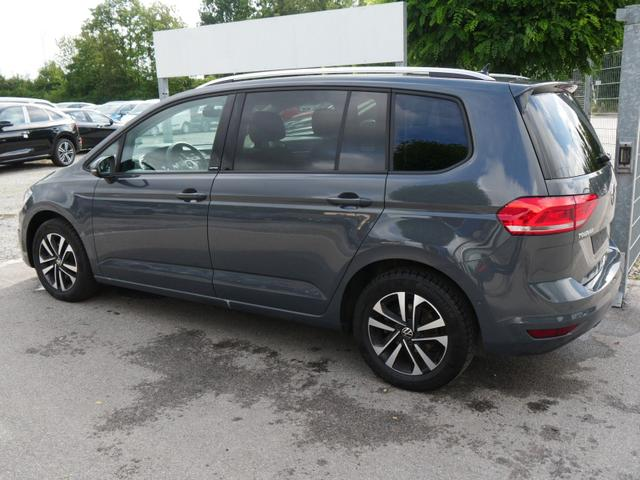 Volkswagen Touran - 2.0 TDI DPF DSG UNITED * ACC LED PARK ASSIST 7-SITZER NAVI KAMERA