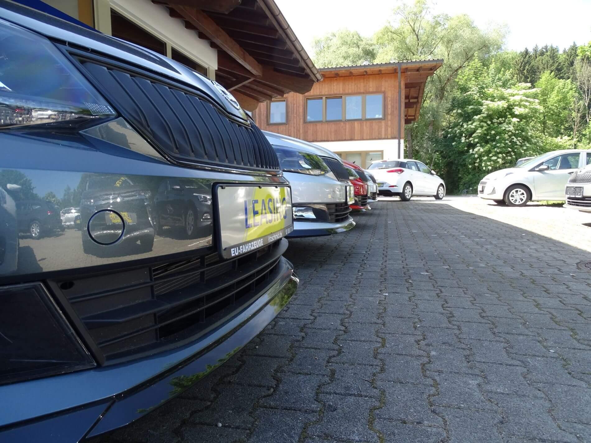 Autohaus Schmid - Eine der größten freien Werkstätten in der Umgebung von Weilheim