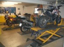 Motorrad / Roller