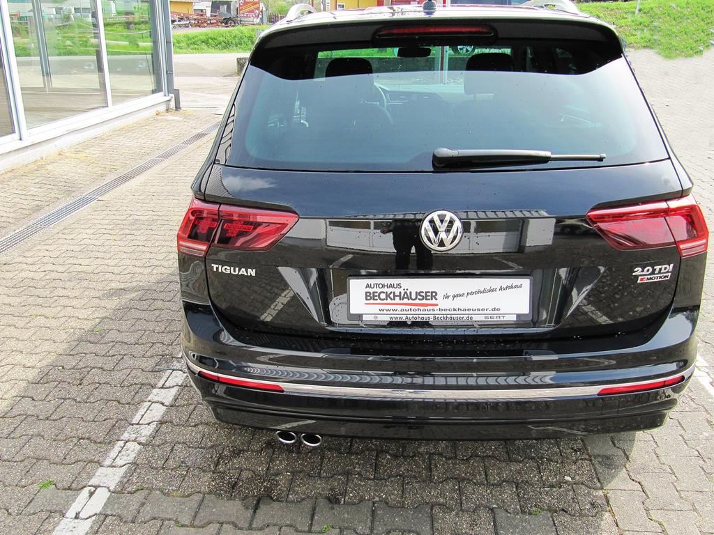 volkswagen tiguan r line highline 2 0tdi dsg 4motion. Black Bedroom Furniture Sets. Home Design Ideas