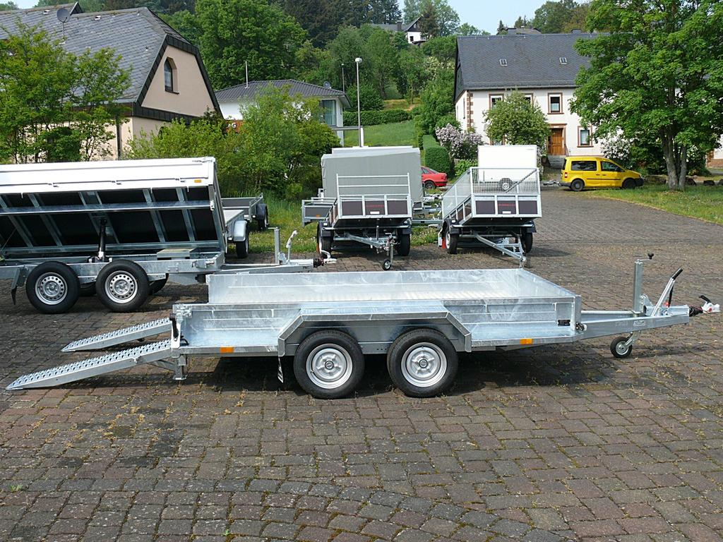 anh nger multifunktionstransporter saris magnum 3000 mit
