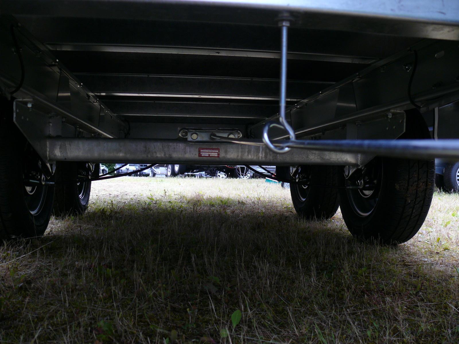 Anhänger Pritsche Saris PM 1727 330x170 2.700kg EU-Autos-kaufen.de