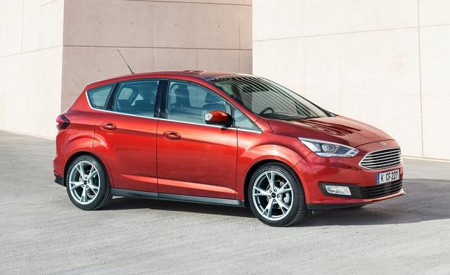 Ford C-MAX - Business 1.0 EcoBoost 74 kW Klimaautomatik, PDC, Bluetooth, 6xAirbag, Radio, Tempomat, ABS, ESP, etc.