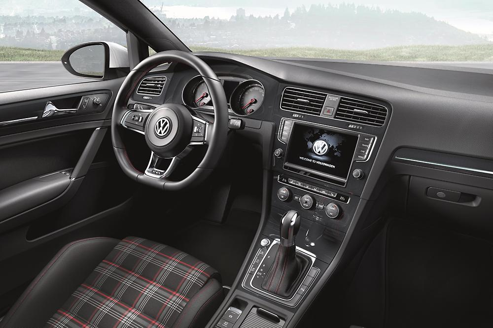 Volkswagen Golf 7 Gti 2 0 Tsi 245 Ps Active Info Display