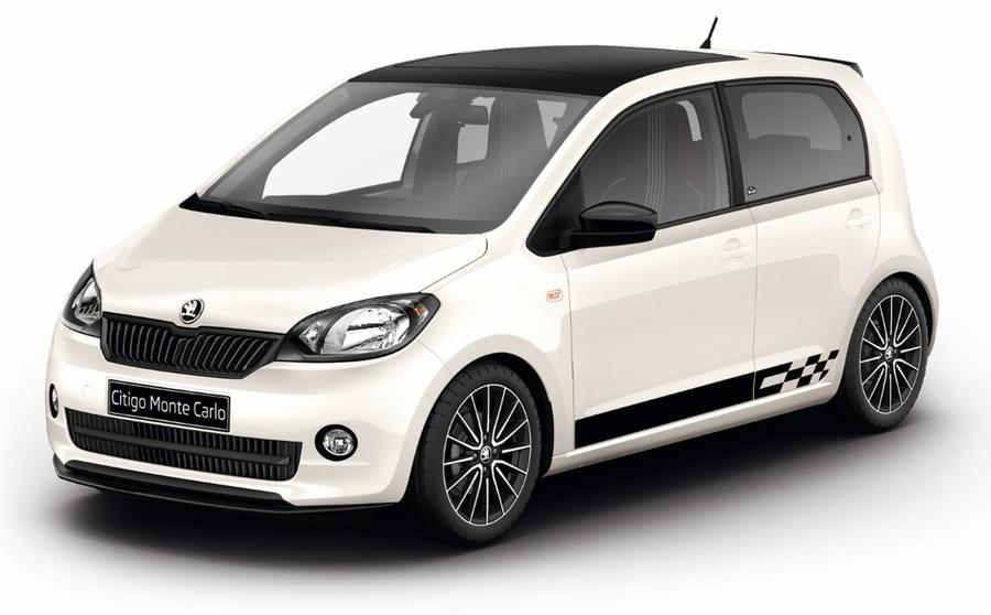 skoda citigo monte carlo 1 0 mpi 55 kw 75 ps 5 t rer reimport neuwagen frei konfigurierbar. Black Bedroom Furniture Sets. Home Design Ideas
