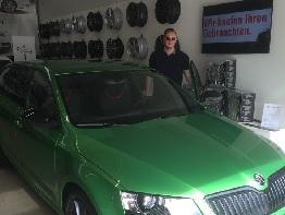 EU-Neuwagen: Reimport Skoda Octavia RS Combi