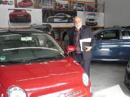 EU-Neuwagen: Fiat 500 Reimport