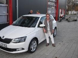 EU-Neuwagen: Skoda Fabia Reimport
