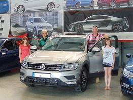 EU-Neuwagen: Reimport VW Tiguan