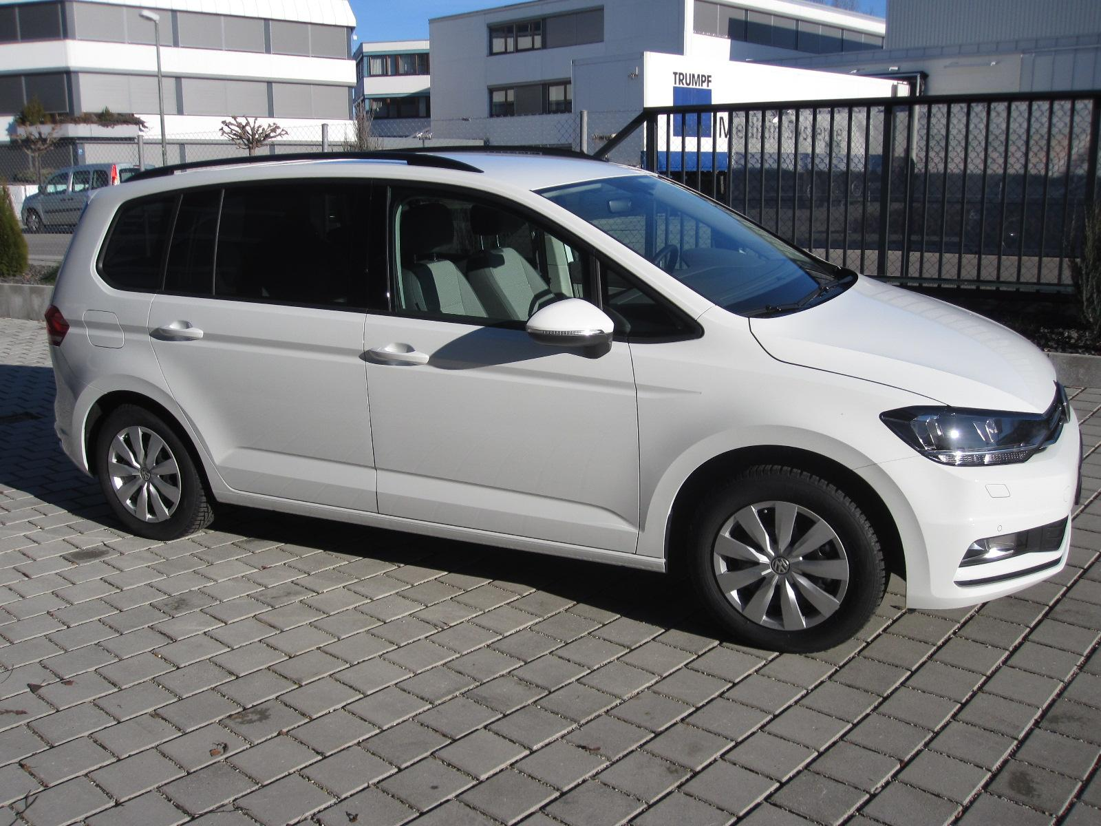 volkswagen touran trendline edition 1 6 tdi klima pdc. Black Bedroom Furniture Sets. Home Design Ideas
