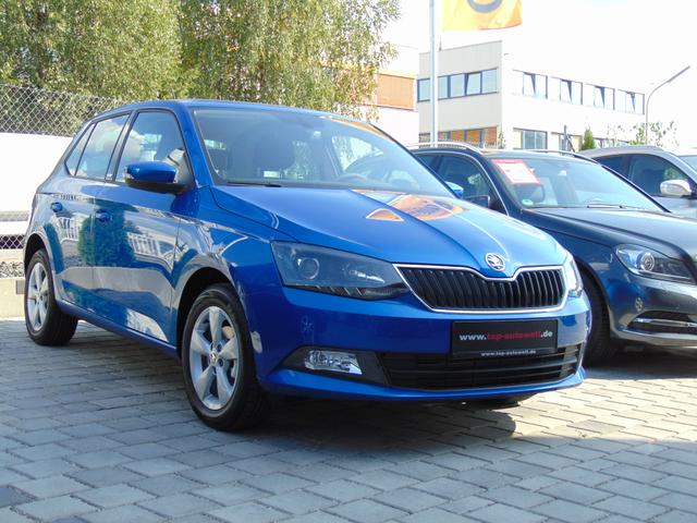 skoda fabia reimport neuwagen frei konfigurierbar. Black Bedroom Furniture Sets. Home Design Ideas