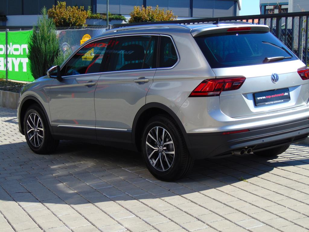 volkswagen tiguan trendline edition 2 0 tdi klima. Black Bedroom Furniture Sets. Home Design Ideas