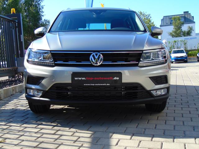 Volkswagen Tiguan Allspace - Trendline Edition 2.0 TDI 150 PS 6-Gang, Klimaauto, Sitzhzg., PDC, Lane-Assist, Front-Assist, Radio, Bluetooth, 17