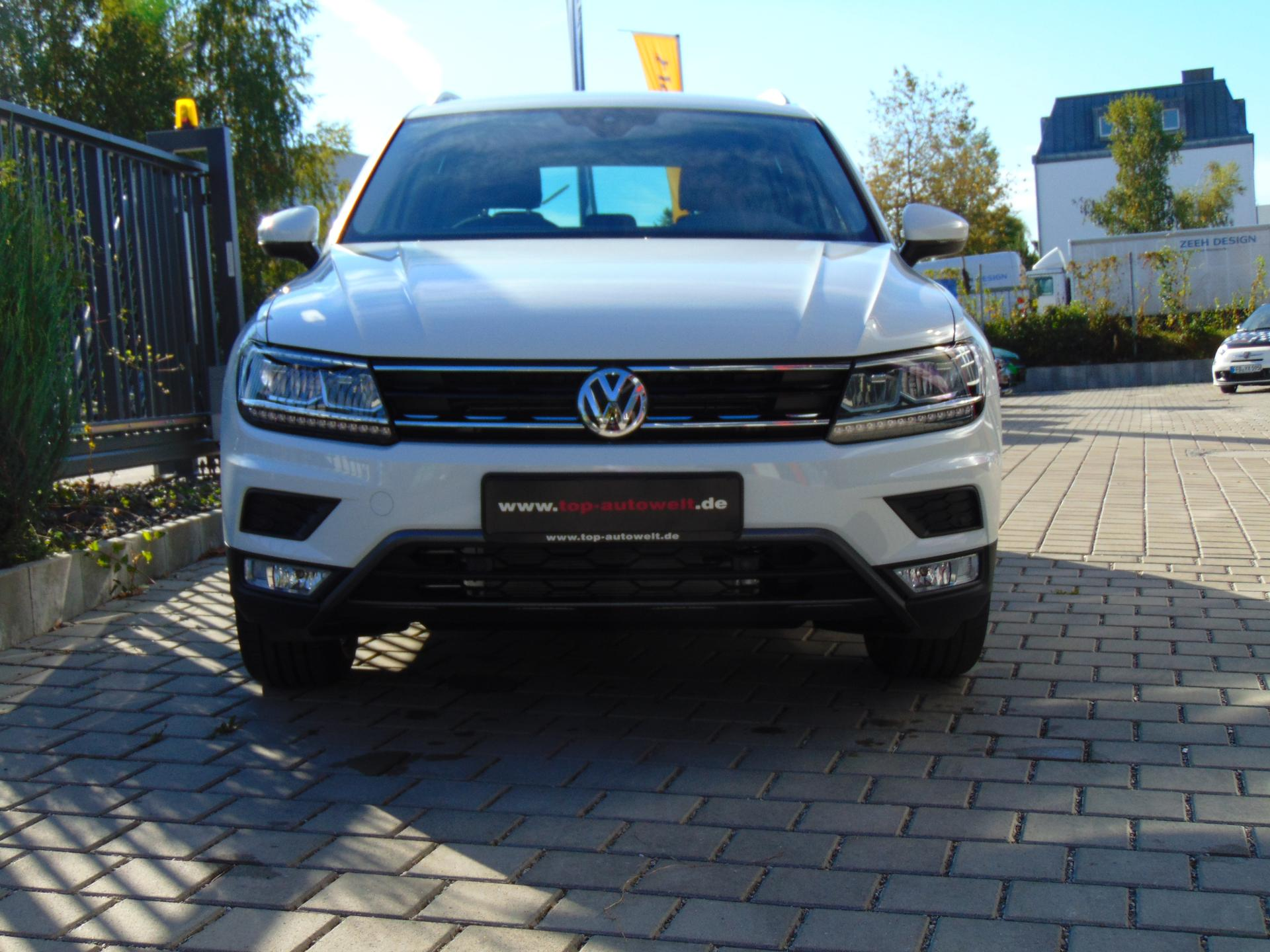 volkswagen tiguan highline edition 2 0 tdi 4motion led. Black Bedroom Furniture Sets. Home Design Ideas