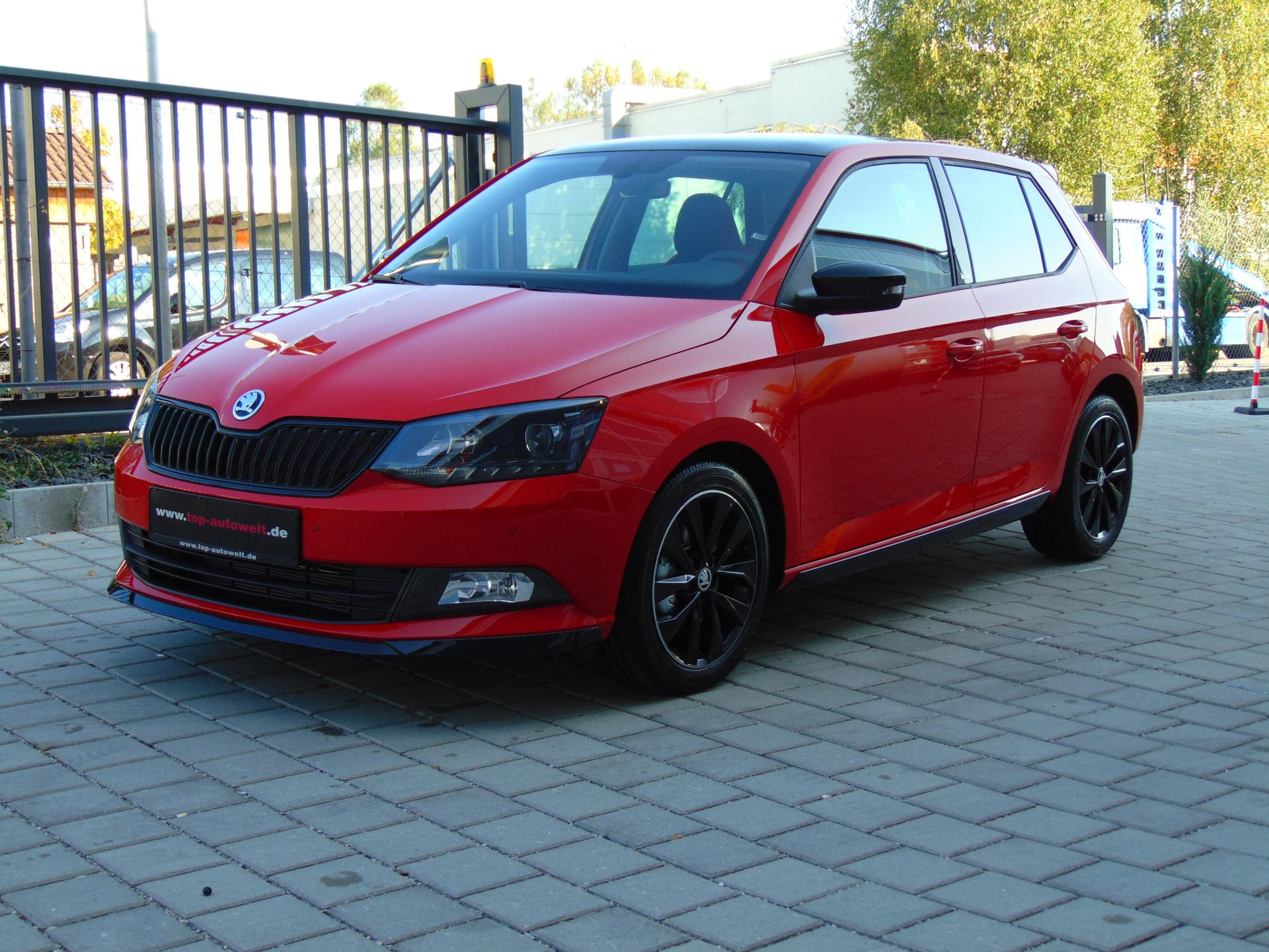 skoda fabia monte carlo 1 0 tsi 110 ps dsg automatik 5 j gar bis km klima. Black Bedroom Furniture Sets. Home Design Ideas