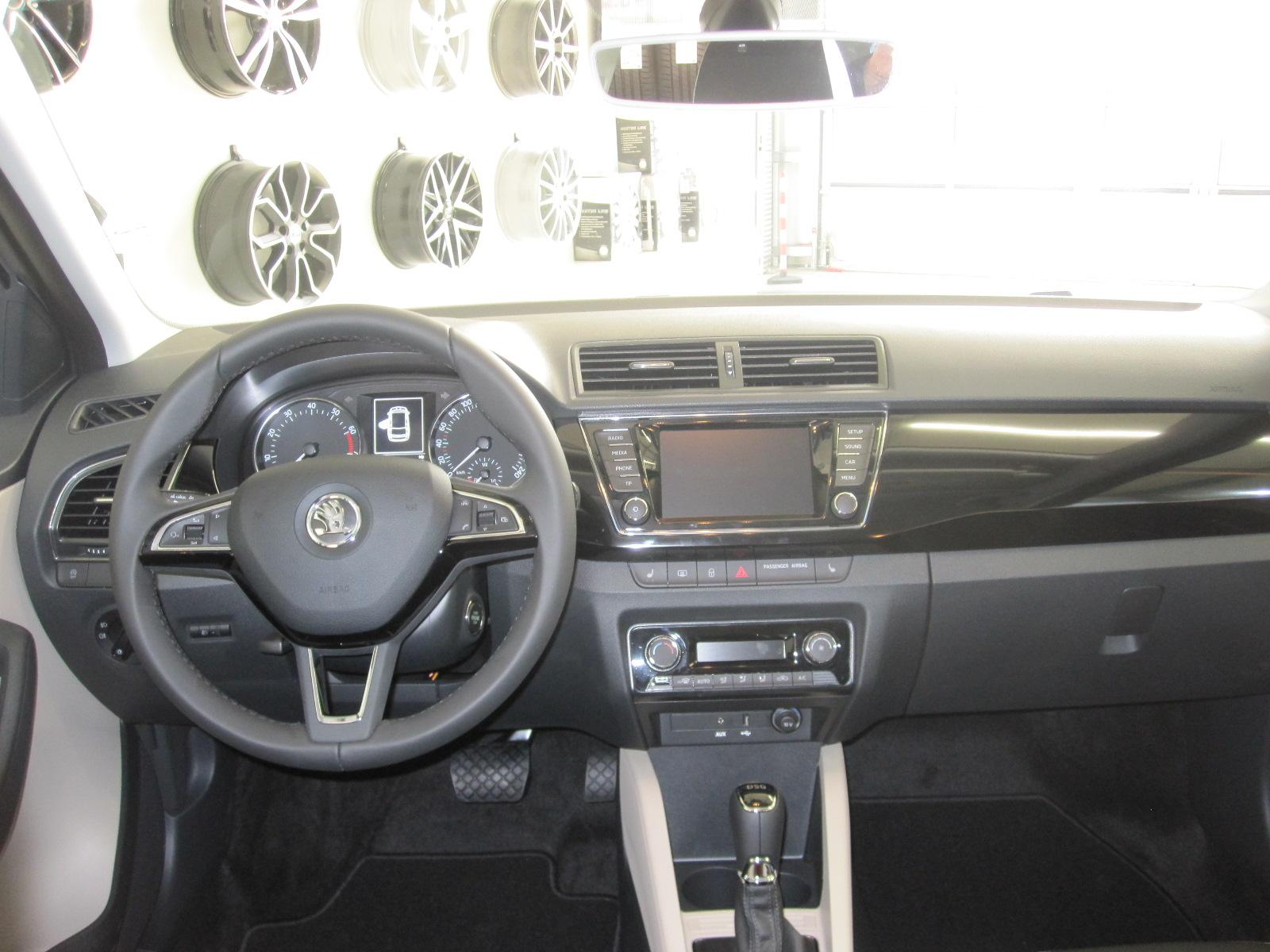 Skoda Fabia bi Ambition 1 0 TSI 110 PS Klima Radio 6 x Airbag