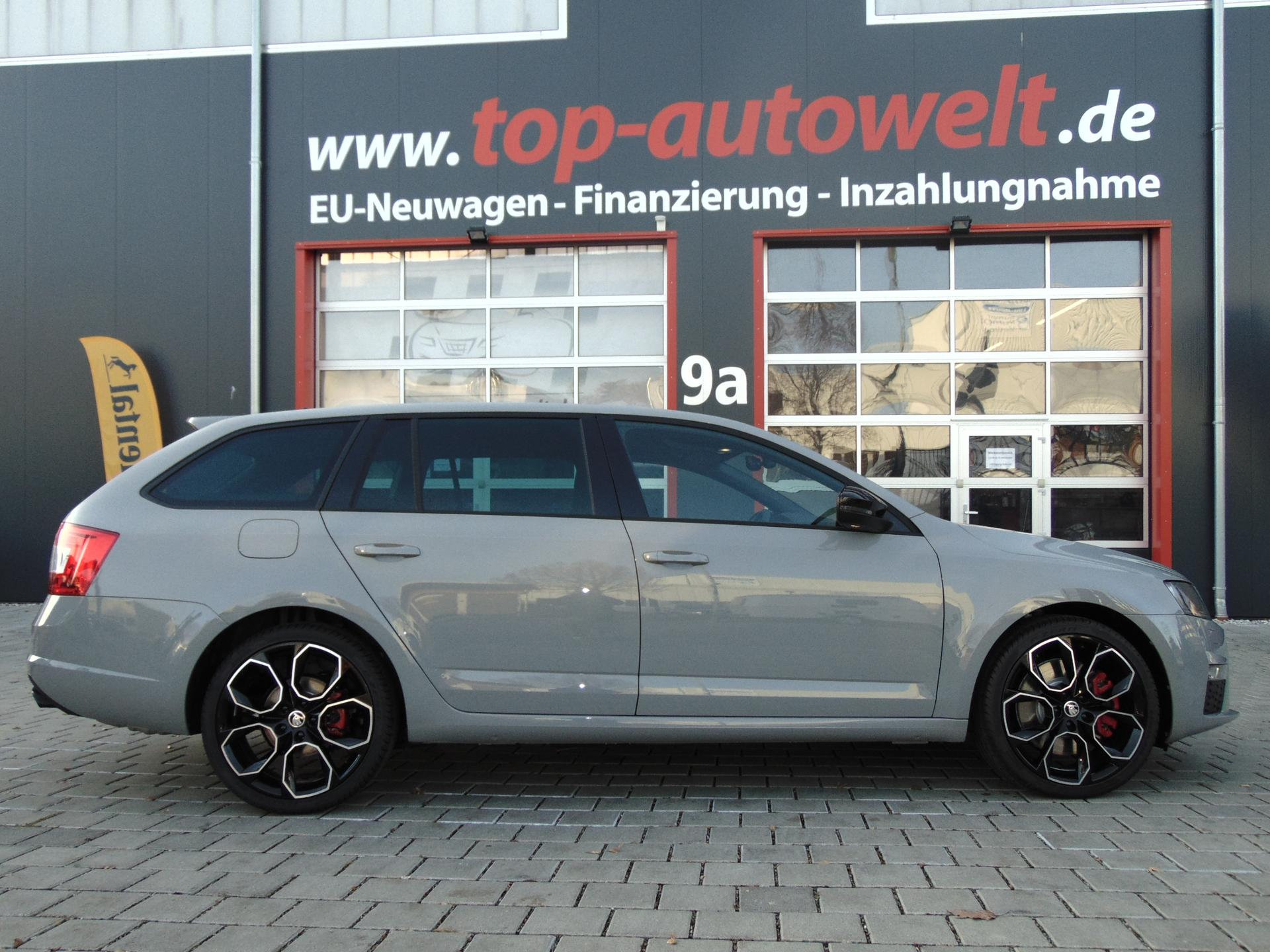 skoda octavia rs combi 245 2 0 tsi dsg led licht 19 alu climatronic leder alcantara shz pdc. Black Bedroom Furniture Sets. Home Design Ideas