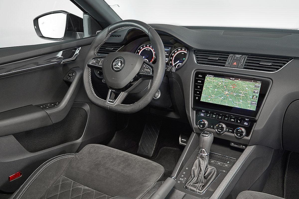 Skoda Octavia RS Limousine 2.0 TSI - DSG, 245 PS, LED-Licht ...