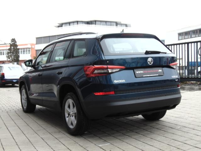 Skoda Kodiaq Ambition 2 0 Tsi 180 Ps 4motion Dsg