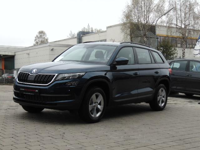 skoda kodiaq style 2 0 tdi 150 ps 4motion dsg automatik 5 j garantie led licht navi. Black Bedroom Furniture Sets. Home Design Ideas