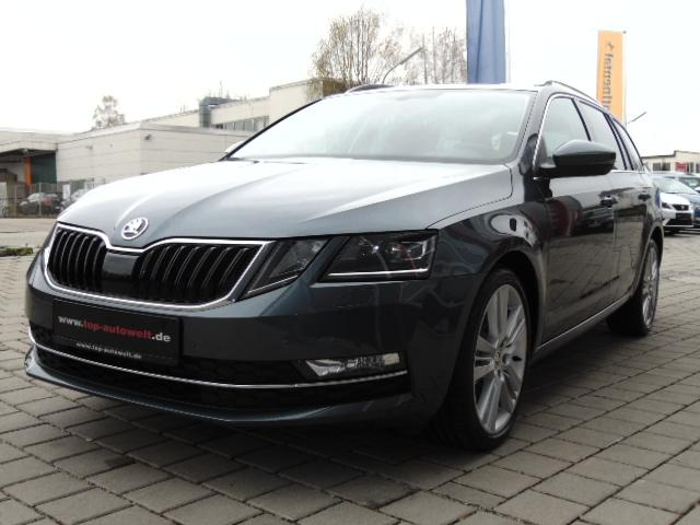 skoda octavia combi l k 2 0 tdi dsg automatik 5 j. Black Bedroom Furniture Sets. Home Design Ideas