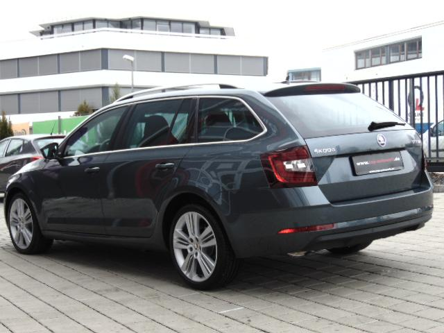 skoda octavia combi style 2 0 tdi 150 ps automatik dsg. Black Bedroom Furniture Sets. Home Design Ideas