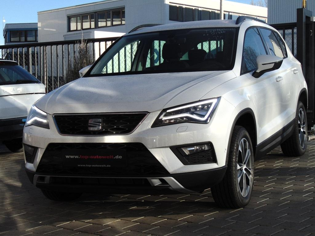 seat ateca style 2 0 tdi klimaautom pdc mfl bluetooth. Black Bedroom Furniture Sets. Home Design Ideas