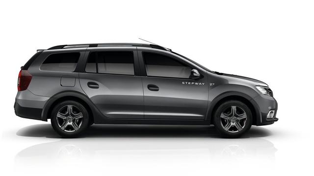 Dacia Logan MCV - Stepway 0.9 TCe 90 PS Start/Stop, Klima, Bluetooth, Airbags, ABS, ESP, Isofix