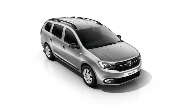 Dacia Logan MCV - Access 1.0 SCe 73 PS Airbags, ABS, ESP, Isofix
