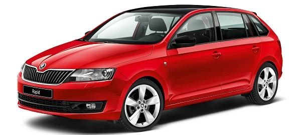 skoda rapid spaceback reimport eu neuwagen g nstig mit rabatt. Black Bedroom Furniture Sets. Home Design Ideas