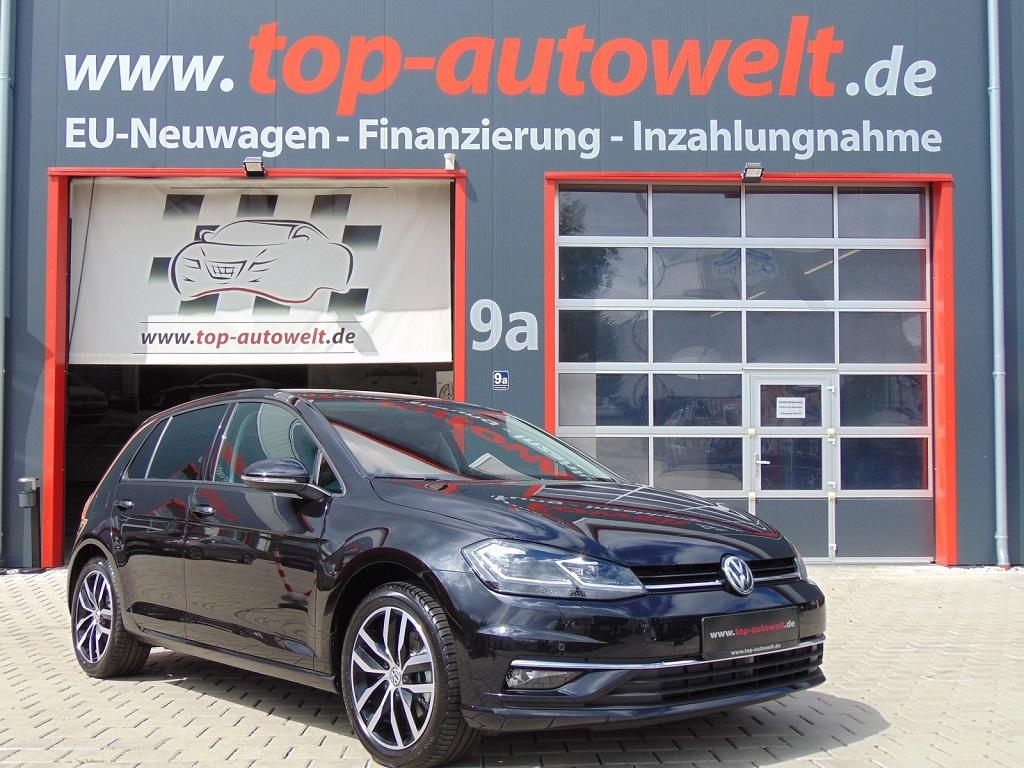 volkswagen golf highline 2 0 tdi 150 ps led licht. Black Bedroom Furniture Sets. Home Design Ideas