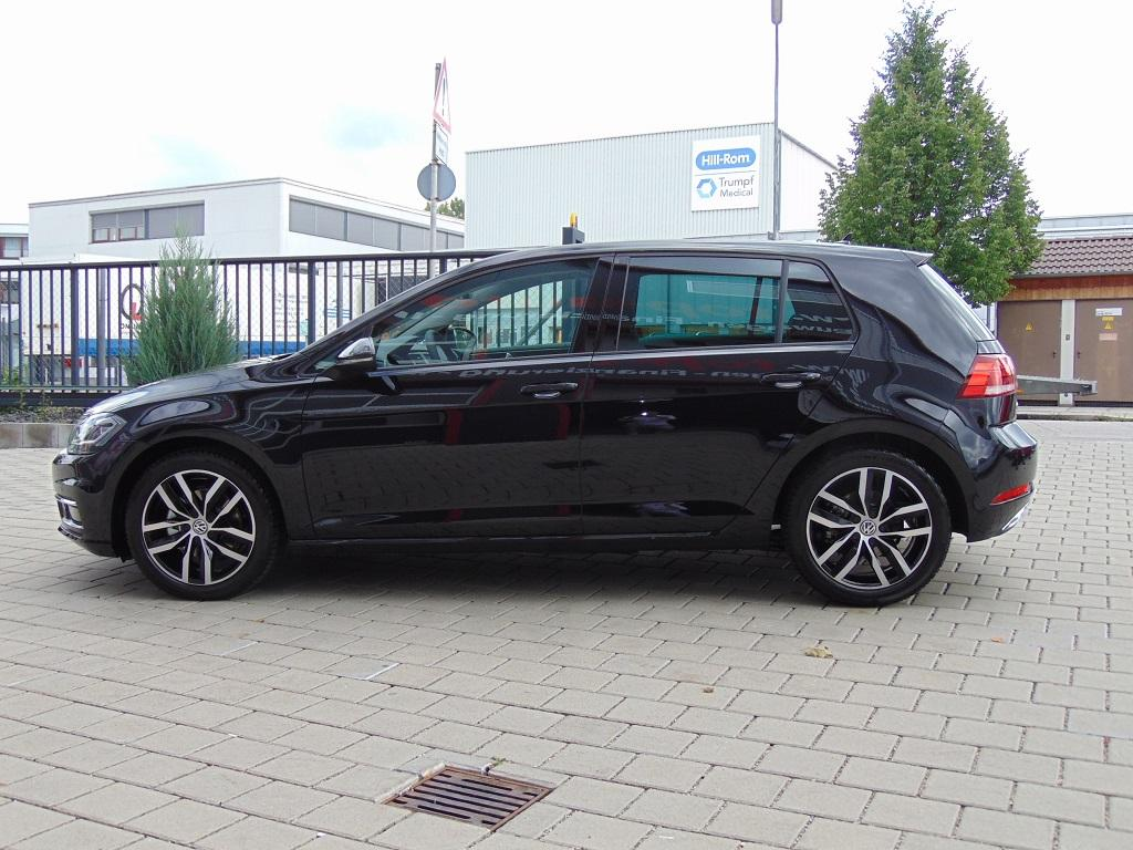 volkswagen golf highline euro6d temp 2 0 tdi dsg 4motion. Black Bedroom Furniture Sets. Home Design Ideas