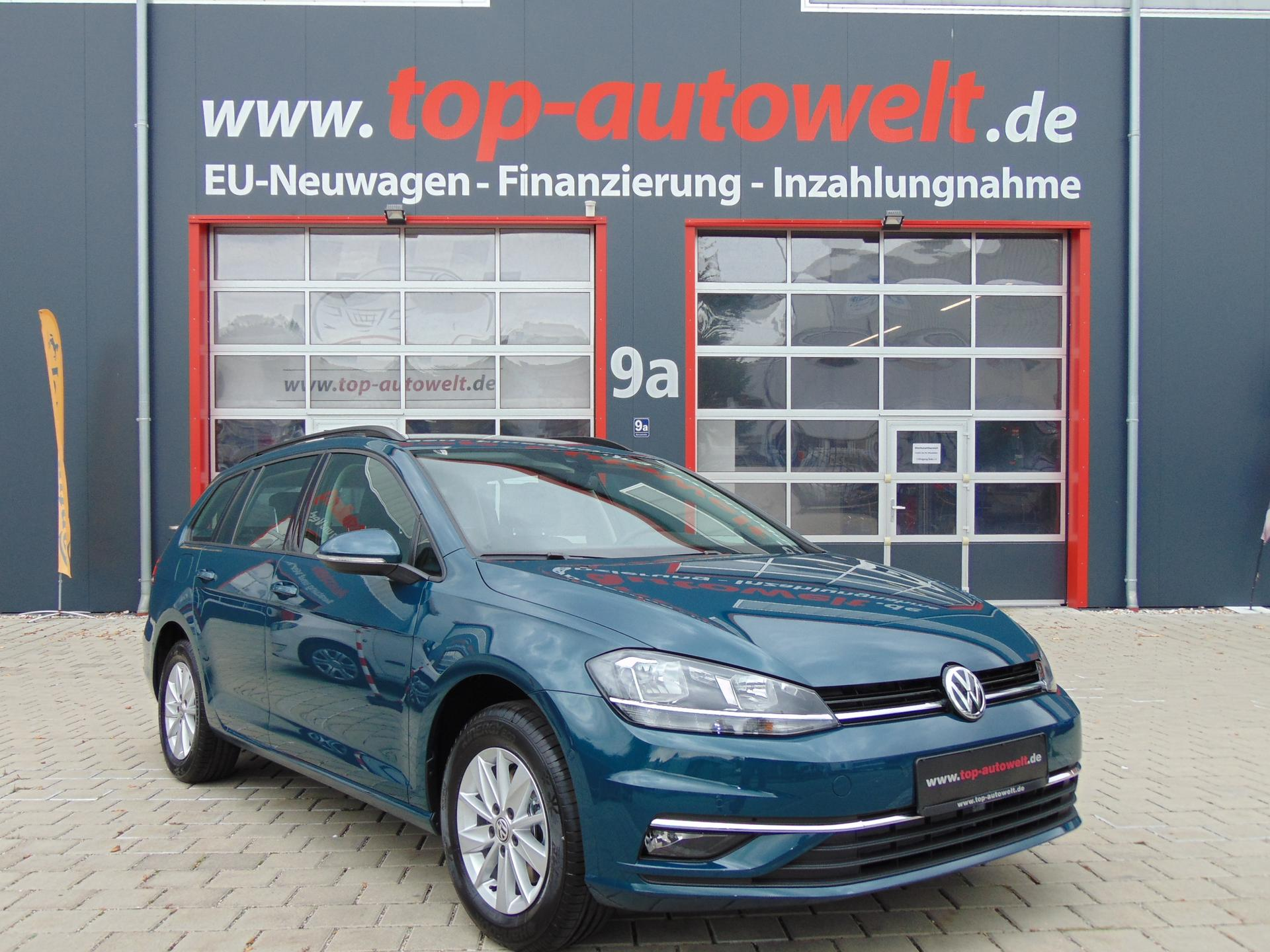volkswagen golf variant comfortline 1 5 tsi klimaautomatik. Black Bedroom Furniture Sets. Home Design Ideas