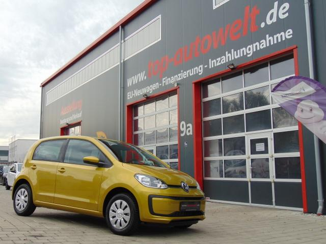 Volkswagen up - take up! 1.0 - 60 PS, Airbags, ABS, ESP, Radio, ZV