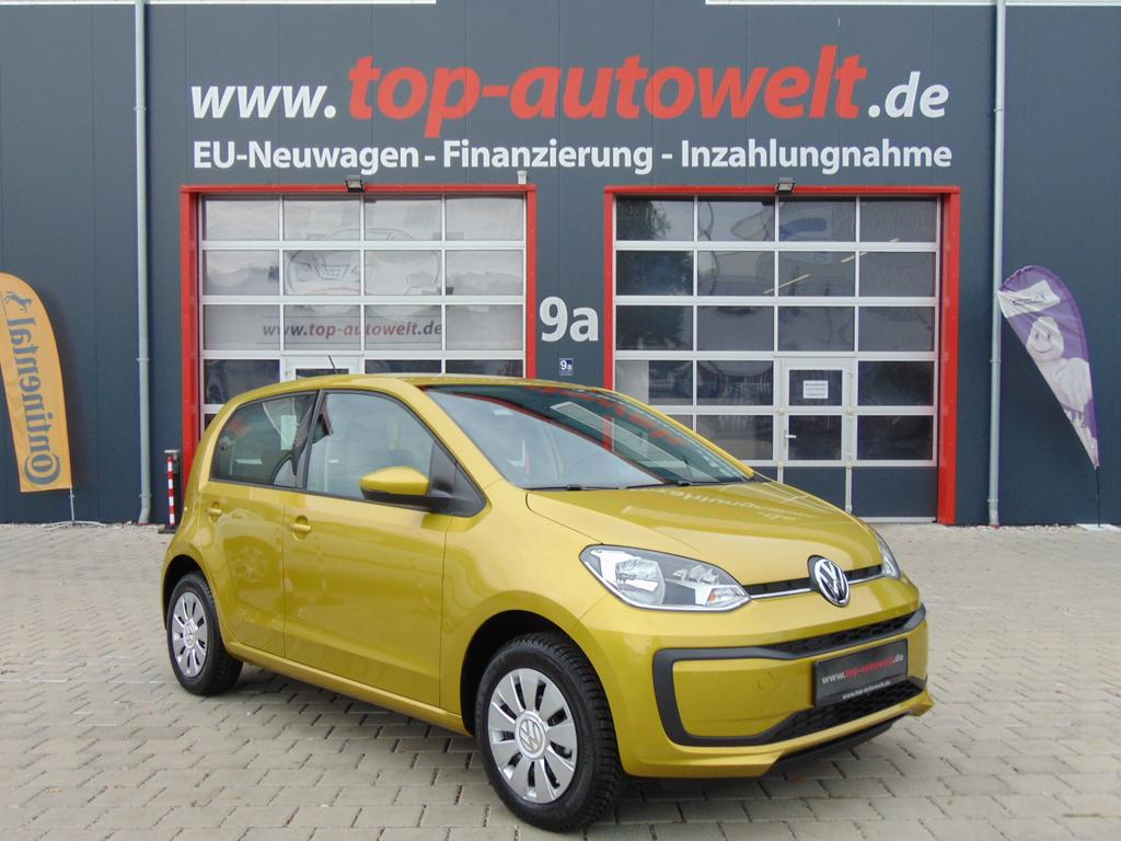 volkswagen up take up 1 0 60 ps airbags abs esp radio zv reimport neuwagen frei. Black Bedroom Furniture Sets. Home Design Ideas