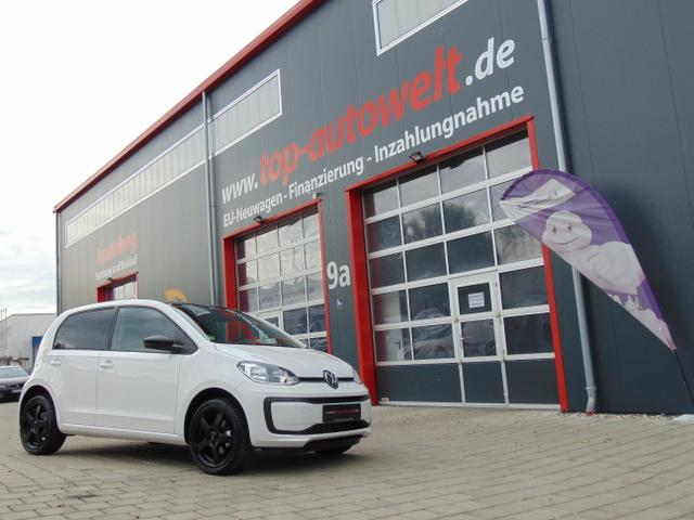 Volkswagen up - high up! 1.0 MPi - 75 PS, Klima, Sitzhzg., Radio, ZV, Alu, Airbags, ABS, ESP