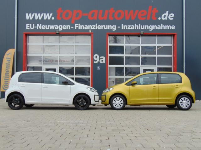 Volkswagen up - move up! 1.0 MPi - 60 PS, Airbags, ABS, ESP, Klima, Radio, ZV