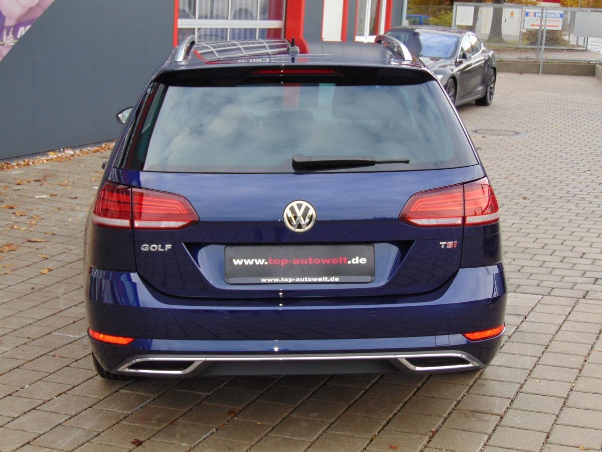 volkswagen golf variant highline euro6d temp 1 5 tsi led. Black Bedroom Furniture Sets. Home Design Ideas