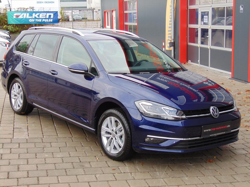 volkswagen golf variant highline euro6d temp 2 0 tdi. Black Bedroom Furniture Sets. Home Design Ideas