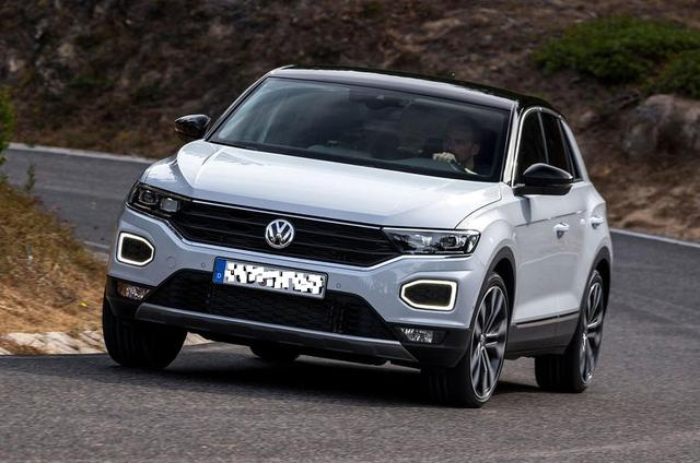 Volkswagen T-Roc - Style 2.0 TDI 150 PS 6-Gang 4 Motion, Klima PDC ACC MFL Lane-Assist Front-Assist Bluetooth 6,5