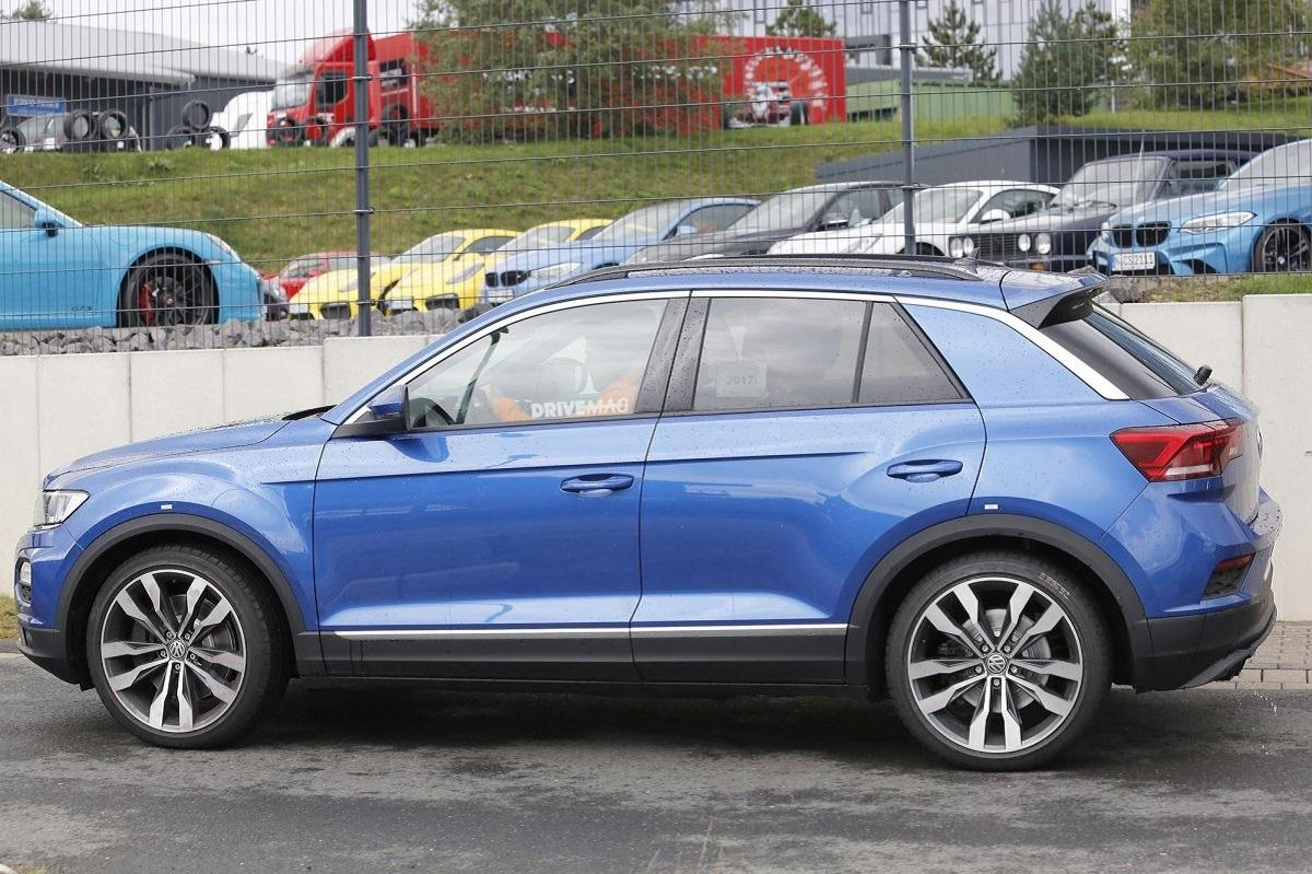 volkswagen t roc sport 2 0 tsi190 ps dsg 4motion. Black Bedroom Furniture Sets. Home Design Ideas