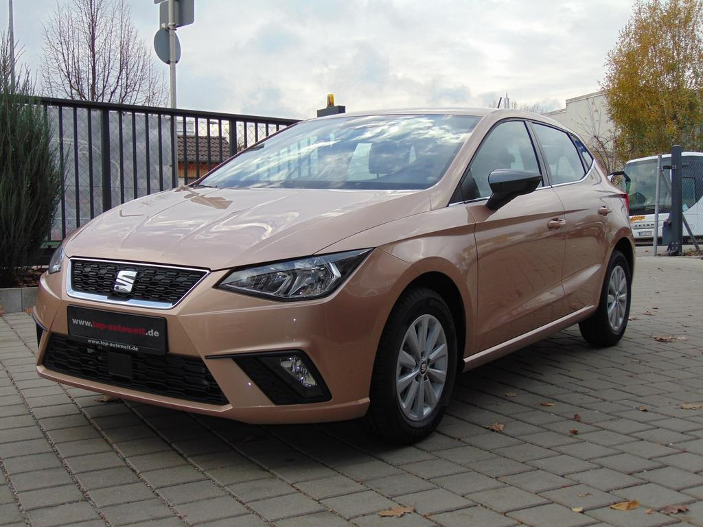 seat ibiza xcellence 1 0 tsi klima bluetooth pdc multifunktionslenkrad 15 alu reimport eu. Black Bedroom Furniture Sets. Home Design Ideas